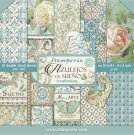 "Stamperia 12""x12"" Double-Sided Paper Pad - Azulejos (10 pack)"
