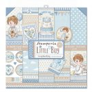 "Stamperia 12""x12"" Double-Sided Paper Pad - Little Boy (10 pack)"