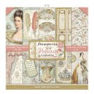 "Stamperia 12""x12"" Double-Sided Paper Pad - Princess (10 pack)"