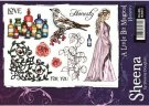 A Little Bit Magical Stamp Set - Honesty by Sheena Douglass