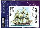 Sheena Douglass A Little Bit Magical A6 Unmounted Rubber Stamp - Phantom Ship