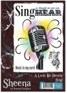 A Little Bit Sketchy Stamp Set - Sing! by Sheena Douglass