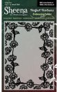 Perfect Partners Embossing Folder - Daisy Chain Border