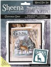 Sheena Douglass Perfect Partner Scenic Winter Dies - Christmas Deer