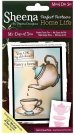 Crafters Companion Sheena Douglass Perfect Partner Home Life Metal Dies - My Cup of Tea