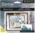 Sheena Douglass Perfect Partner Scenic Winter Dies - Winter Scene
