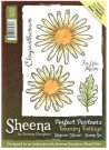 Sheena Douglass Perfect Partners Country Cottage A6 Unmounted Rubber Stamp - Majestic Mums