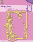 Nellies Choice Shape Die - Summer Dragonfly