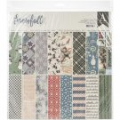 "Authentique 12""x12"" Collection Kit - Snowfall (17 sheets)"
