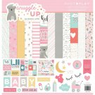 "PhotoPlay 12""x12"" Collection Pack - Snuggle Up Girl (13 sheets)"