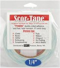 "Scor-Pal Scor-Tape (1/4"" x 27 yards)"