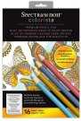 Spectrum Noir Colorista A4 Pencil Pad - Butterfly Garden