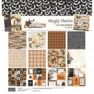 "Simple Stories 12""x12"" Collection Kit - Simple Vintage Halloween (13 sheets)"
