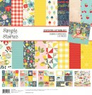 "Simple Stories 12""x12"" Collection Kit - Summer Farmhouse (13 sheets)"