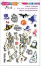 Stampendous Perfectly Clear Stamps - Skeleton Humor