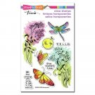 Stampendous Perfectly Clear Stamps - Moonlit Wings