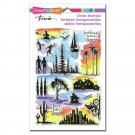 Stampendous Perfectly Clear Stamps - Sunrise Sunset
