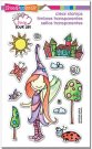 Stampendous Clear Stamp Set - Whisper World
