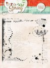 Studio Light A6 Clear Stamps - So Spring #287