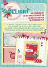 Studio Light A4 Die-Cut Bloc - Flower Delight (12 sheets)