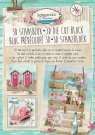 Studio Light A4 Die-Cut Bloc - Romantic Summer #29 (12 sheets)