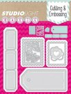 Studio Light Cutting & Embossing Die - Basic #26