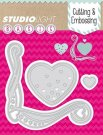 Studio Light Cutting & Embossing Die - Basic #29