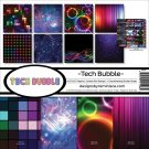 "Reminisce 12""x12"" Collection Kit - Tech Bubble (9 sheets)"
