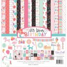 "Echo Park 12""x12"" Collection Kit - It's Your Birthday Girl (13 sheets)"