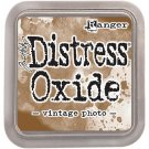 Tim Holtz Distress Oxides Ink Pad - Vintage Photo