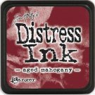 Tim Holtz Distress Mini Ink Pad - Aged Mahogany