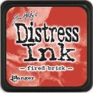Tim Holtz Distress Mini Ink Pad - Fired Brick