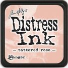Tim Holtz Distress Mini Ink Pad - Tattered Rose