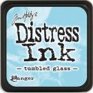 Tim Holtz Distress Mini Ink Pad - Tumbled Glass