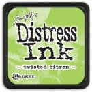 Tim Holtz Distress Mini Ink Pad - Twisted Citron