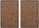 "Tim Holtz Idea-Ology 4""x6"" Bare Burlap Panels (2 pack)"