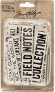 Tim Holtz Idea-Ology Chipboard Quote Chips - Word & Phrases (58 pack)
