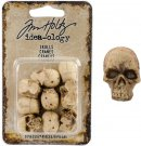 Tim Holtz Idea-Ology Skulls (9 pack)