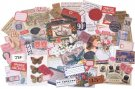 Tim Holtz Idea-Ology Ephemera Pack - Keepsakes