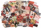 Tim Holtz Idea-ology Ephemera Pack - Halloween