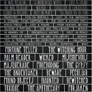 Tim Holtz Idea-Ology - Halloween Words & Phrases Chipboard Quote Chips (49 pack)