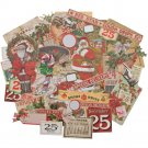 Tim Holtz Idea-Ology Ephemera Pack - Christmas (51 pack)