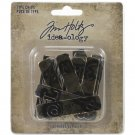Tim Holtz Idea-Ology - Type Chips (42 pack)