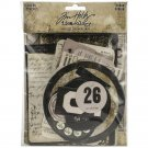Tim Holtz Idea-Ology - Layers Urban (65 pack)