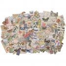 Tim Holtz Idea-Ology Ephemera Pack - Field Notes Snippets (134 pack)