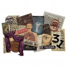 Tim Holtz Idea-Ology Layers - Halloween (28 pack)