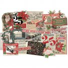 Tim Holtz Idea-Ology Layers - Christmas (31 pack)