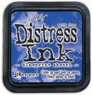 Tim Holtz - Blueprint Sketch Distress Ink Pad