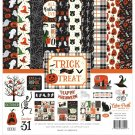 "Echo Park 12""x12"" Collection Kit - Trick or Treat (13 sheets)"