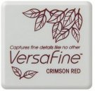 VersaFine Pigment Small Ink Pad - Crimson Red